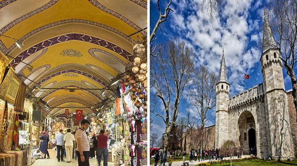 رحلة يوم واحد في اسطنبول
