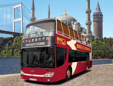 رحلة بانوراما اسطنبول